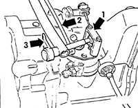 4.2 Снятие и установка коробки передач