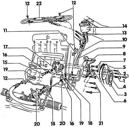 6.5 Выпуск воздуха из системы управления