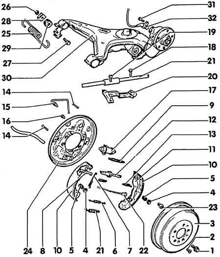 7.6 Тормозной диск и тормозной механизм