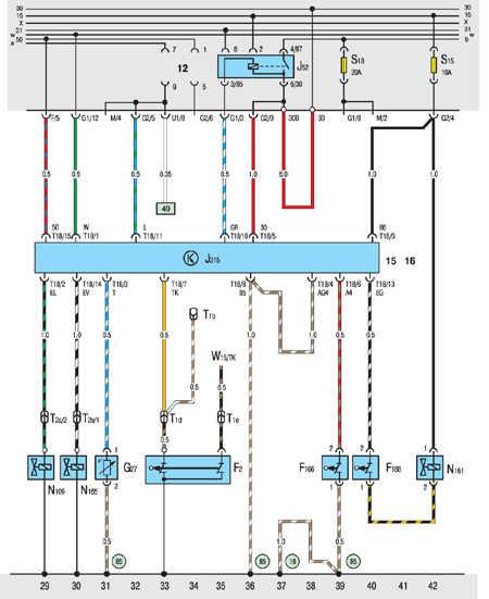 10.20.34 Дизель (ABL): система нейтрализации отработанных газов
